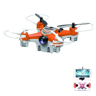 4 Inch Nano R/C Drone with 0.3MP WIFI FPV Camera