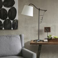 INK+IVY Vienna Bronze Table Lamp