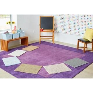 Mohawk Remnants Assorted Carpet Remnants Set (1'6x2') (Set of 6)
