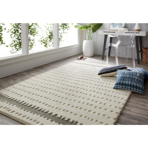 Under the Canopy Mohawk Loft Oslo Area Rug (5u0026#x27; ...  sc 1 st  Overstock.com & Under the Canopy Mohawk Loft Oslo Area Rug (5u0027 x 8u0027) - Free ...
