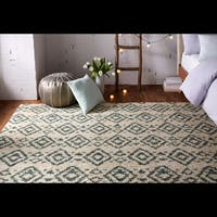 Under The Canopy Mohawk Laguna Tangier Beige Area Rug - 5' x 8'
