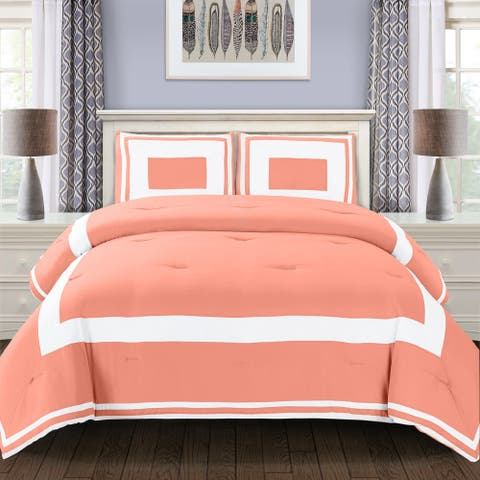 Miranda Haus Grammercy All Season Down Alternative Comforter Set