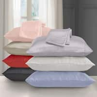 Satin Radiance Luxury Satin Pillowcases (Set of 2)