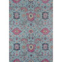 Momeni Jewel  Runner Rug (2'7 X 7'6)