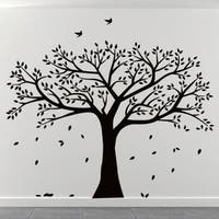 Giant Family Photo Tree Wall Decals