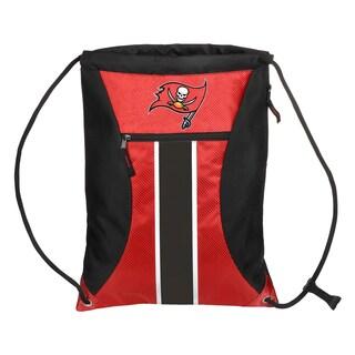 Tampa Bay Buccaneers NFL Big Stripe Drawstring Backpack