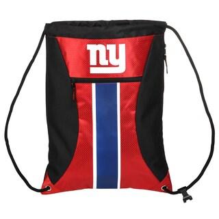 New York Giants NFL Big Stripe Drawstring Backpack