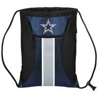 Dallas Cowboys NFL Big Stripe Drawstring Backpack
