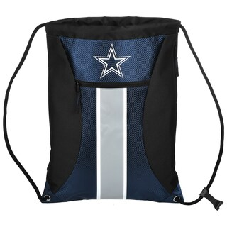 Dallas Cowboys NFL Big Stripe Drawstring Backpack