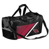 Arizona Cardinals NFL Border Stripe Duffle Bag
