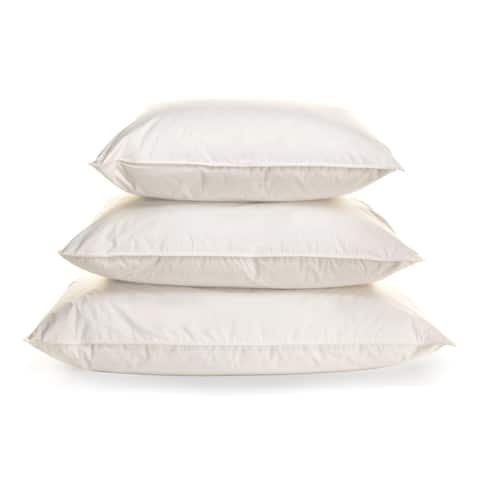 Natural, Naturally Hypoallergenic, Plush Eco-Friendly Pillow