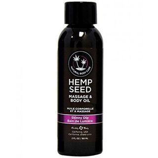 Skinny Dip Hemp Seed 2-ounce Massage Oil