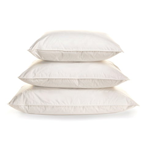Organic, Naturally Hypoallergenic & Eco-Friendly 800-fill Medium Pillow
