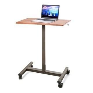 Seville Classics AIRLIFT Laptop Mobile Desk Cart