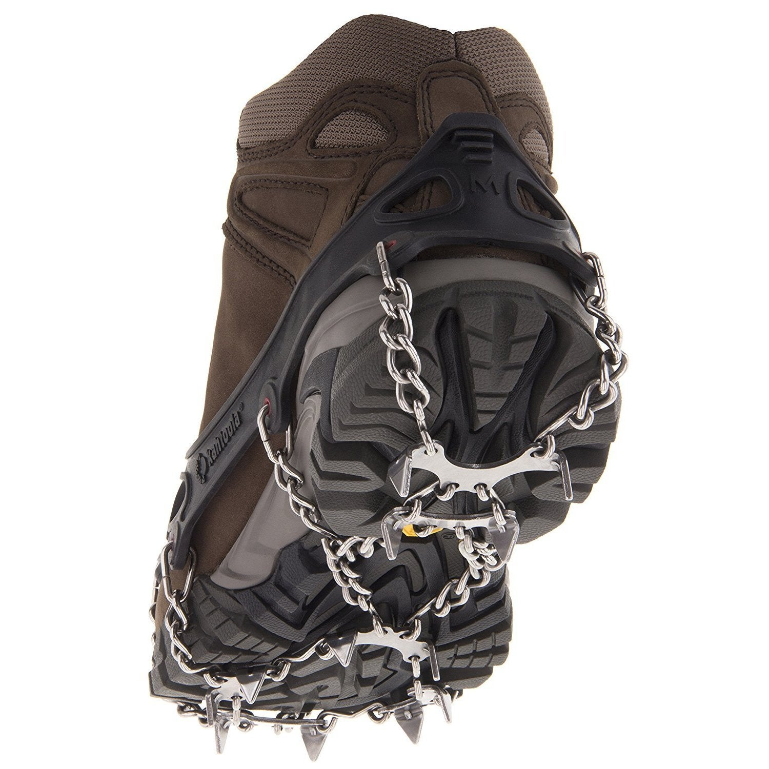 Kahtoola MICROspikes Foot Traction System (Size: Large, C...
