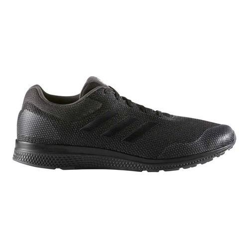 edef454ef Shop Men s adidas Mana Bounce 2 Aramis Running Shoe Core Black Silver  Metallic Onix - Free Shipping On Orders Over  45 - Overstock - 14336672