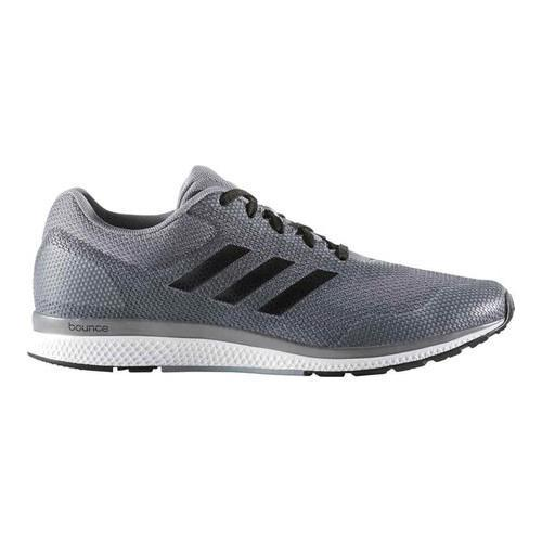 00ffc1e5596a4 Shop Men s adidas Mana Bounce 2 Aramis Running Shoe Grey Core Black Iron  Metallic - Free Shipping On Orders Over  45 - Overstock - 14336690