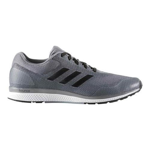 brand new 8681d ed267 Shop Mens adidas Mana Bounce 2 Aramis Running Shoe GreyCore BlackIron  Metallic - Free Shipping On Orders Over 45 - Overstock - 14336690