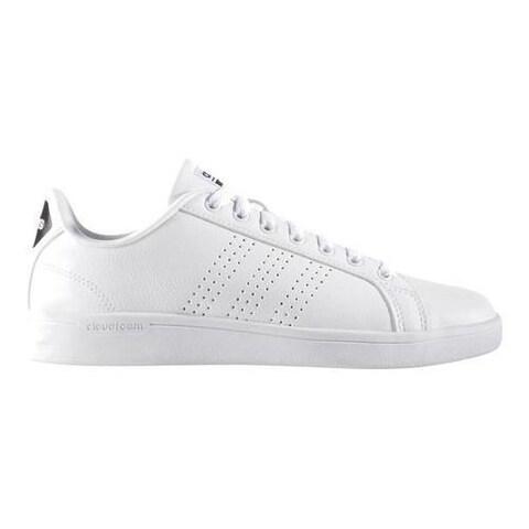 Women's adidas NEO Cloudfoam Advantage Clean Court Shoe FTWR White/FTWR White/Core Black