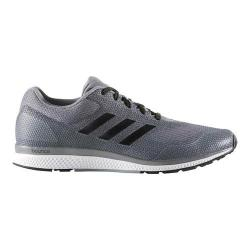 Men's adidas Mana Bounce 2 Aramis Running Shoe Grey/Core Black/Iron Metallic