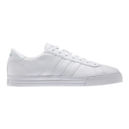 new products bb363 b0d21 Men  x27 s adidas NEO Cloudfoam Super Daily Leather Sneaker FTWR White FTWR