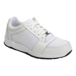 Women's Drew Gemini Walking Shoe White Leather/Mesh