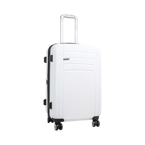 ba5e2e322c Shop Calvin Klein Rome 25in Upright White - Free Shipping Today - Overstock  - 14371666