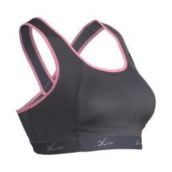Women's CW-X Xtra Support Bra III Charcoal/Pink