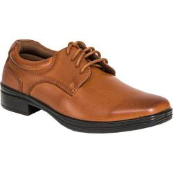 Boys' Deer Stags Blazing Plain Toe Derby Luggage Brown