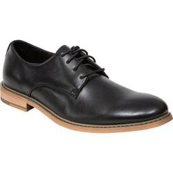 Men's Deer Stags Lohi Plain Toe Derby Black