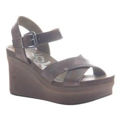 Women's OTBT Bee Cave Pewter Leather