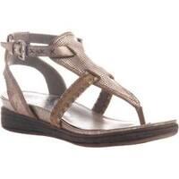 Women's OTBT Celestial Thong Sandal Copper Leather
