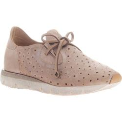 Women's OTBT Lunar Sneaker Mid Taupe Leather/Synthetic
