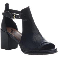 Women's OTBT Metaphor Shootie Black Leather