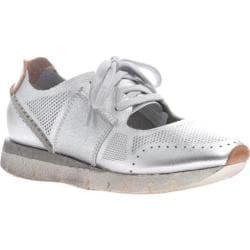 Women's OTBT Star Dust Sneaker Silver Leather