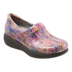 Women's SoftWalk Meredith Sport Clog Kaleidoscope