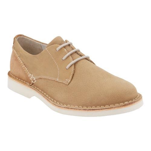 1aecc89104 Shop Men s Dockers Barstow Oxford Taupe Leather - Free Shipping Today -  Overstock - 14381403