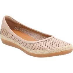 Women's Clarks Danelly Adira Slip-On Sand Cow Full Grain Leather