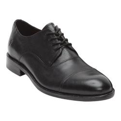 Men's Frye Sam Oxford Black Full Grain Leather