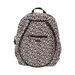 Women's Hadaki by Kalencom Tennis Backpack Black/White