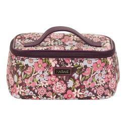 Women's Hadaki by Kalencom Train Cosmetic Case Blossoms