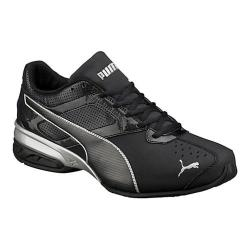 Men's PUMA Tazon 6 FM Sneaker Puma Black/Puma Silver