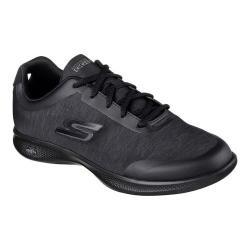 Women's Skechers GO STEP Lite Beam Sneaker Black/Gray