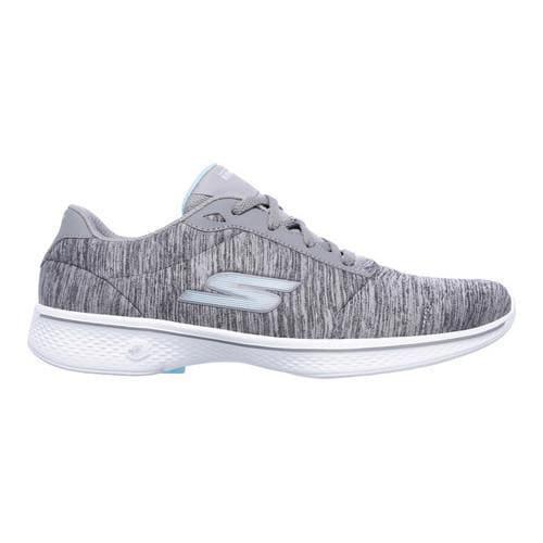 NEW WOMEN'S SKECHERS GOwalk 4 Serenity Walking Shoes Size