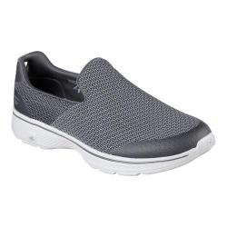 Men's Skechers GOwalk 4 Slip-On Sneaker Charcoal