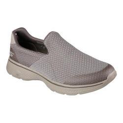 Men's Skechers GOwalk 4 Slip-On Sneaker Khaki