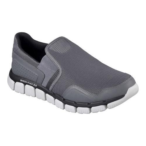 a52e1ab5b0c8 Thumbnail Men  x27 s Skechers Skech-Flex 2.0 Wentland Slip-On Gray ...