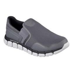 Men's Skechers Skech-Flex 2.0 Wentland Slip-On Gray/Black