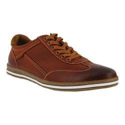 Men's Spring Step Dublin Sneaker Mahogany Leather