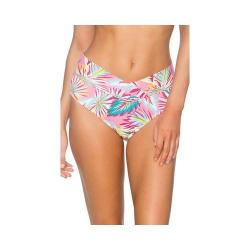 Women's Sunsets V-Front High Waist Swim Bottom Palmetto